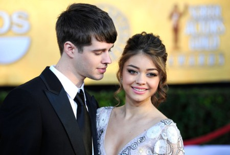 Sarah+Hyland+Matt+Prokop+18th+Annual+Screen